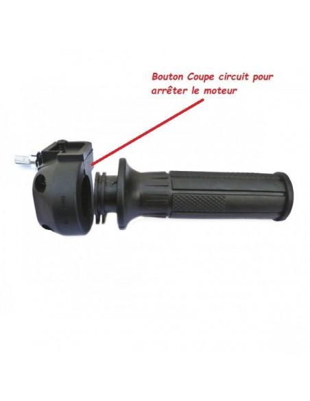 Tirage rapide / Coupe circuit Pocket Bike / Pocket Quad