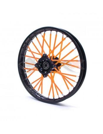 Couvre rayon Orange Fluo 32 pièces