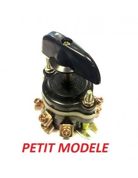 Inverseur courant Avant - Neutre - Arrière Moto & Quad (Petit modèle)