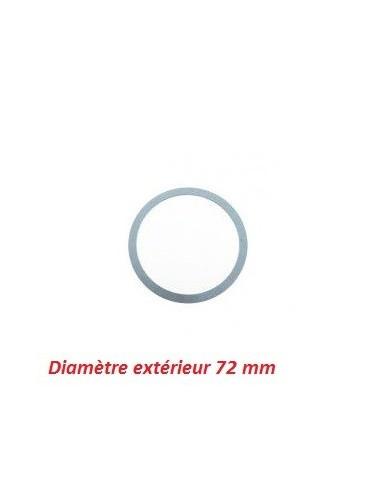 Joint de cache culasse latéral Ø72mm Dirt Bike & Quad
