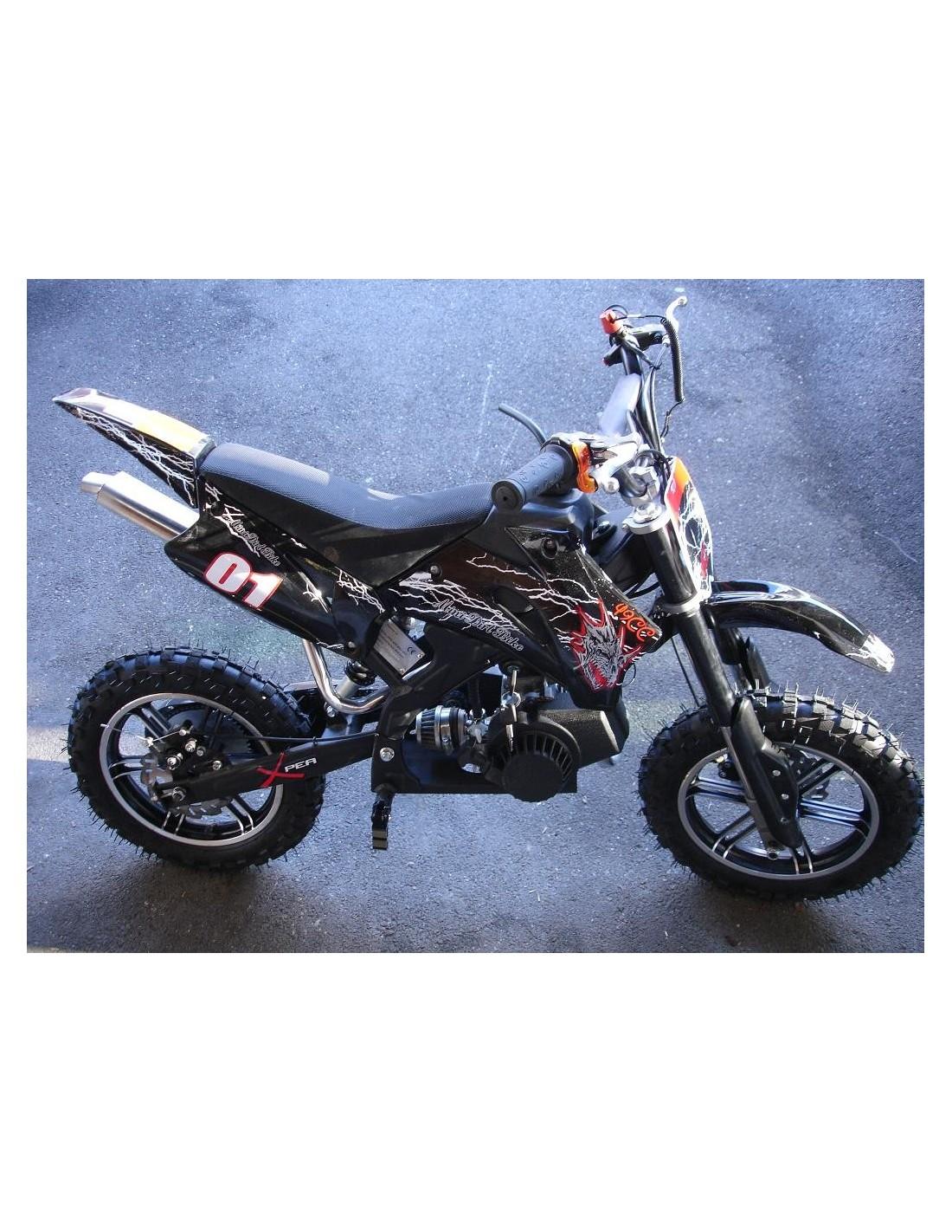 pocket bike cross dragon 49cc 10 pouces monster bike 62. Black Bedroom Furniture Sets. Home Design Ideas