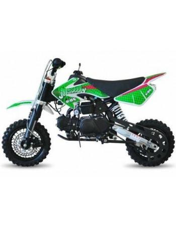 Dirt Bike 90cc BSE Semi-Automatique 10 Pouces