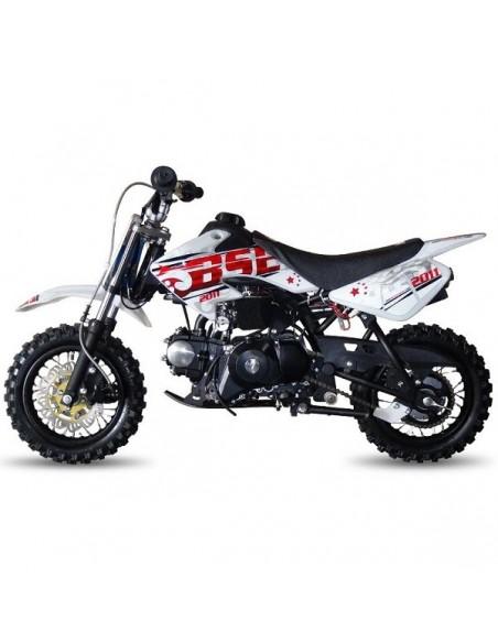 Dirt Bike 70cc BSE Automatique 10 Pouces (démarrage électrique)