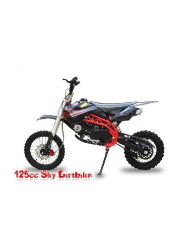 Dirt Bike 125cc SKY 14/12 Nitro Motors