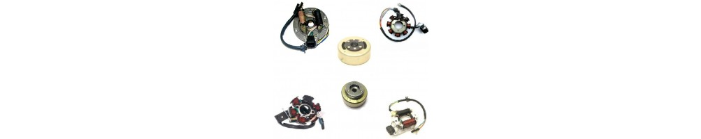 Stator d'allumage et Volant magnétique